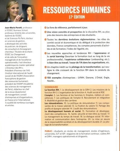 Ressources humaines 17e édition