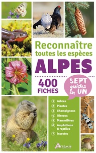 Jean-Marie Polese et Maurice Dupérat - Alpes, reconnaître toutes les espèces.