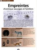 Jean-Marie Polese - Empreintes d'animaux sauvages et familiers.