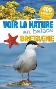 Jean-Marie Polese et Maurice Dupérat - Voir la nature en balade Bretagne.