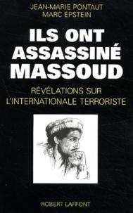 Jean-Marie Pontaut et Marc Epstein - .