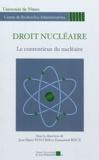Jean-Marie Pontier et Emmanuel Roux - Droit nucléaire - Le contentieux du nucléaire (journée d'études du 20 octobre 2010).