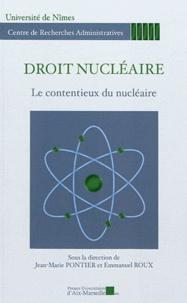 Histoiresdenlire.be Droit nucléaire - Le contentieux du nucléaire (journée d'études du 20 octobre 2010) Image