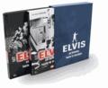 Jean-Marie Pouzenc - Coffret Elvis, un homme, toute la musique en 2 volumes - Tome 1, 1953-1968 ; Tome 2, 1968-1977. 2 CD audio
