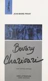 Jean-Marie Privat - Bovary charivari - Essai d'ethno-critique.