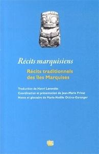 Jean-Marie Privat - Récits marquisiens - Récits traditionnels des îles Marquises.