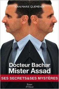 Histoiresdenlire.be Docteur Bachar, Mister Assad Image