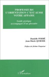 Jean-Marie Quiesse et Danielle Ferré - .