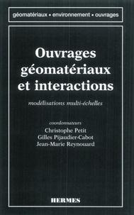 Jean-Marie Reynouard et Christophe Petit - Ouvrages, géomatériaux et interactions - Modélisations multi-échelles.