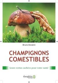 Jean-Marie Samori - Champignons comestibles - Leurs vertus cachées pour votre santé.