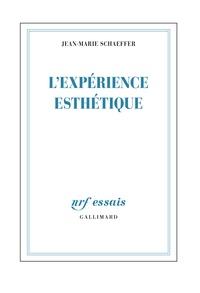 Jean-Marie Schaeffer - L'expérience esthétique.
