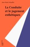 Jean-Marie Schaeffer - La conduite et le jugement esthétique.