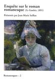 Jean-Marie Seillan - Enquête sur le roman romanesque (Le Gaulois, 1891).