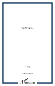 Jean-Marie Thomasseau - Théârtre N° 4.