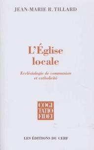 Histoiresdenlire.be L'EGLISE LOCALE. Ecclésiologie de communion et catholicité Image