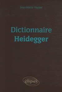 Histoiresdenlire.be Dictionnaire Heidegger Image
