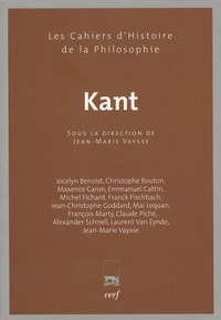 Jean-Marie Vaysse - Kant.