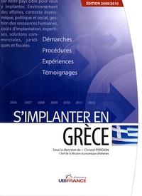 Jean-Marie Vignaud et Marie-José Kotsovassilis - S'implanter en Grèce.