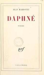 Jean Mariotti - Daphné.