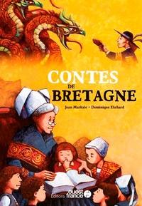 Jean Markale et Dominique Ehrhard - Contes de Bretagne.
