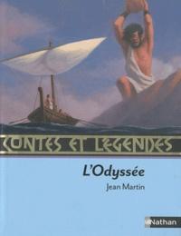 Jean Martin - L'Odyssée.