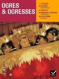 Jean Martin et Alexandre Afanassiev - Ogres et Ogresses - CM1.