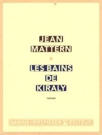 Jean Mattern - Les bains de Kiraly.