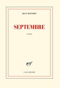 Jean Mattern - Septembre.