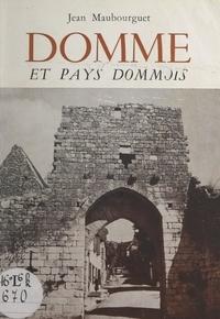 Jean Maubourguet - Domme et pays dommois.