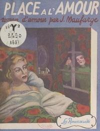 Jean Maufarge - Place à l'amour.