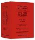 Jean Maurice Brisson et Nicholas Kasirer - Code civil du Québec 2010-2011 - Edition critique : règlements relatifs au Code civil du Québec et lois connexes.