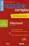 Jean-Maurice Marvier - Allemand Bac L, S, ES (LV1 et LV2).