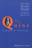 Jean-Maurice Monnoyer - Lire Quine - Logique et ontologie.
