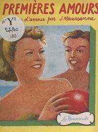 Jean Maursanne - Premières amours.