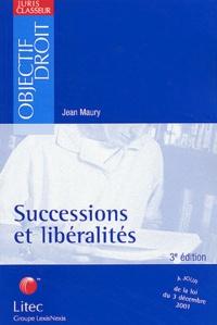Jean Maury - .
