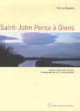 Jean-Max Tixier et Guy Thouvignon - Saint-John Perse à Giens - Exil et Espace.