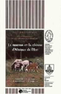 Jean Mbayahaga - Le mouton et la chevre d'afrique de l'est - Performances de croissance, de reproduction et de production.