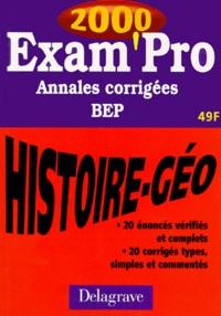 HISTOIRE GEOGRAPHIE CAP/BEP. Annales corrigées 2000.pdf