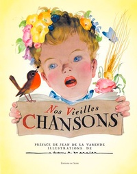 Jean Mercier - Nos vieilles chansons - Volume 1.