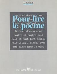 Jean-Michel Adam - .