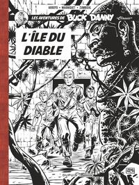 """Jean-Michel Arroyo et Frédéric Marniquet - Les aventures de Buck Danny """"Classic"""" Tome 4 : L'île du diable - Avec un ex-libris numéroté et signé."""