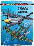 """Jean-Michel Arroyo et Frédéric Marniquet - Les aventures de Buck Danny """"Classic"""" Tome 4 : L'île du diable."""