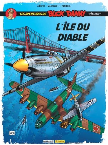 """Les aventures de Buck Danny """"Classic"""" Tome 4 L'île du diable"""