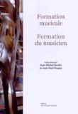 Jean-Michel Bardez et Jean-Paul Despax - Formation musicale - Formation du musicien.