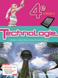 Deedr.fr Technologie 4e Cycle 4 - Bimanuel Image