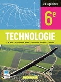 Jean-Michel Baron - Technologie 6e.