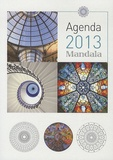 Jean-Michel Bastien - Agenda mandala 2013.