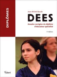DEES - Annales corrigées du diplôme déducateur spécialisé.pdf