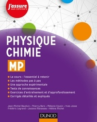 Jean-Michel Bauduin et Thierry Bars - Physique-Chimie MP.