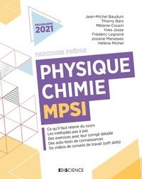 Jean-Michel Bauduin et Thierry Bars - Physique-Chimie MPSI.